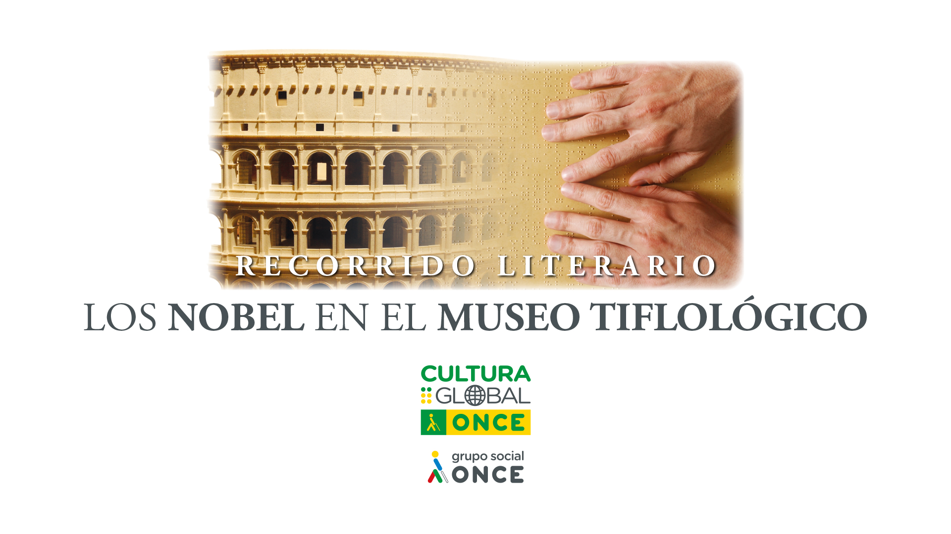 lOS NOBEL EN EL MUSEO TIFLOLOGICO