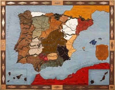 Mapa de Francisco Just