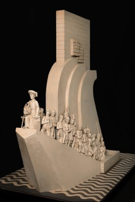 Monumento a los Descubrimientos, Lisboa, Portugal